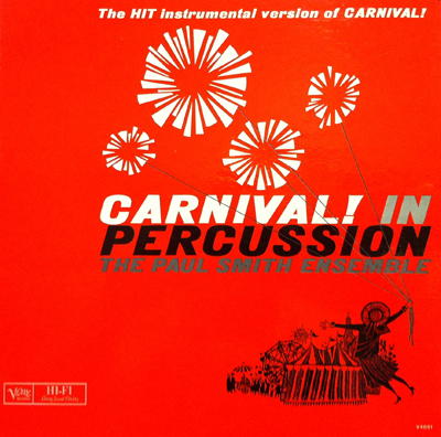 Carnival! In Percussion