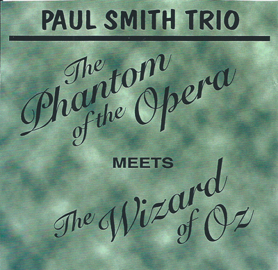 The Phantom of the Opera Meets the Wizard of Oz