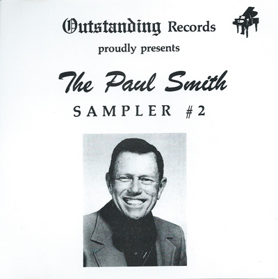 The Paul Smith Sampler #2