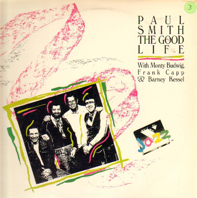 The Good Life CD cover